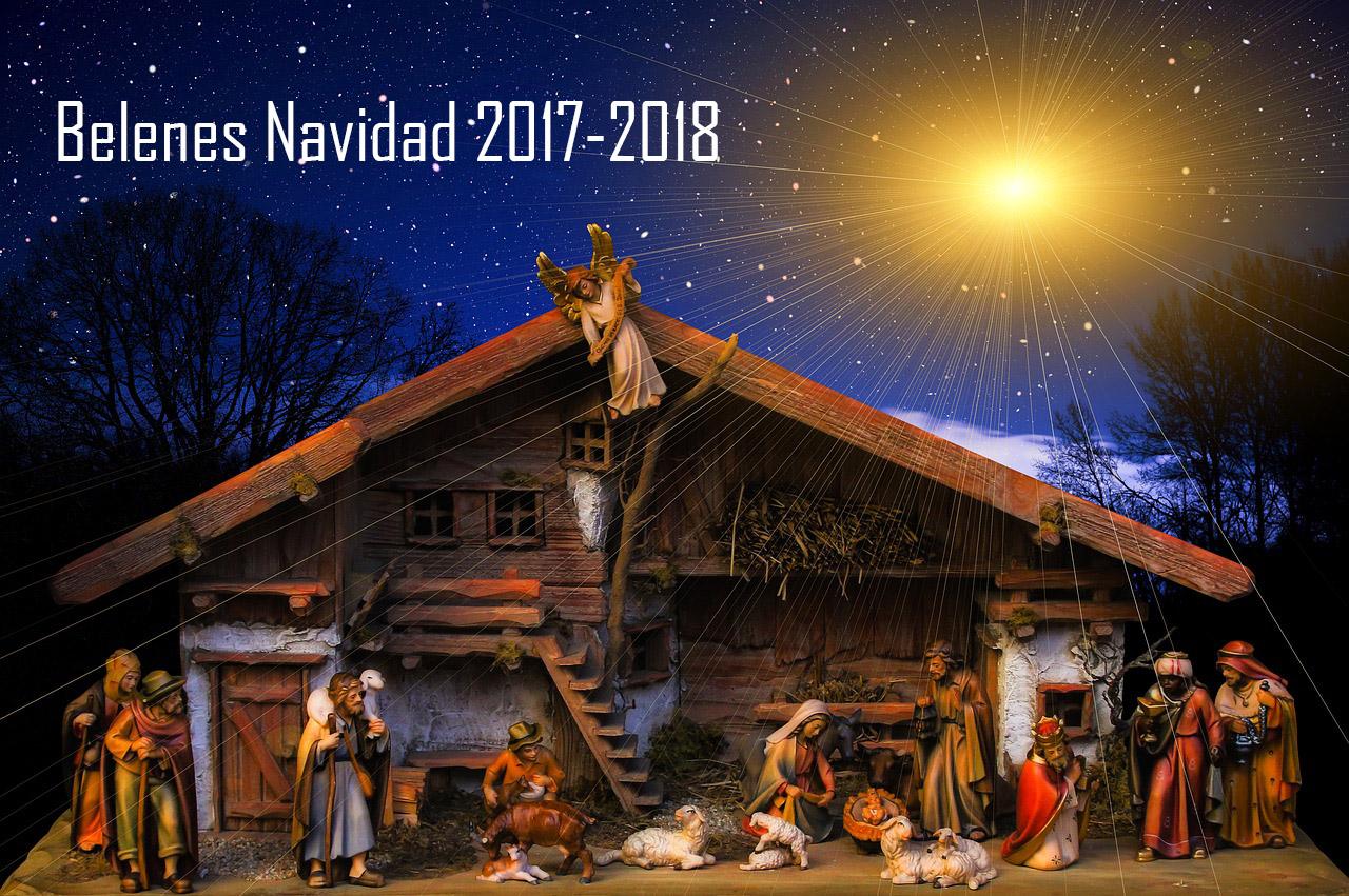 Belenes Zaragoza - Navidad 2017-2018