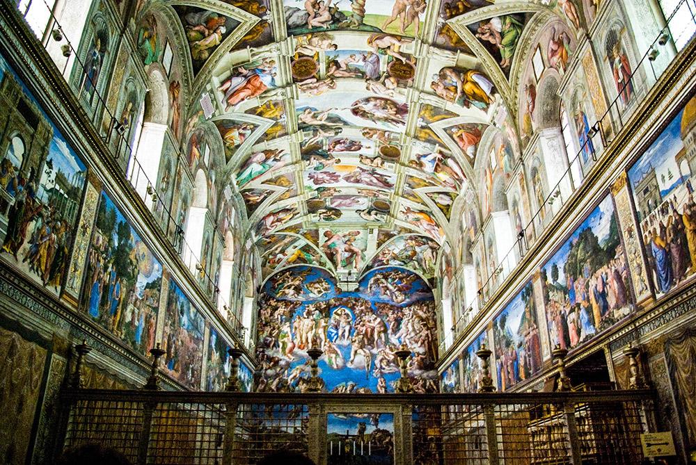 La Capilla Sixtina – Una de las maravillas del Cristianismo
