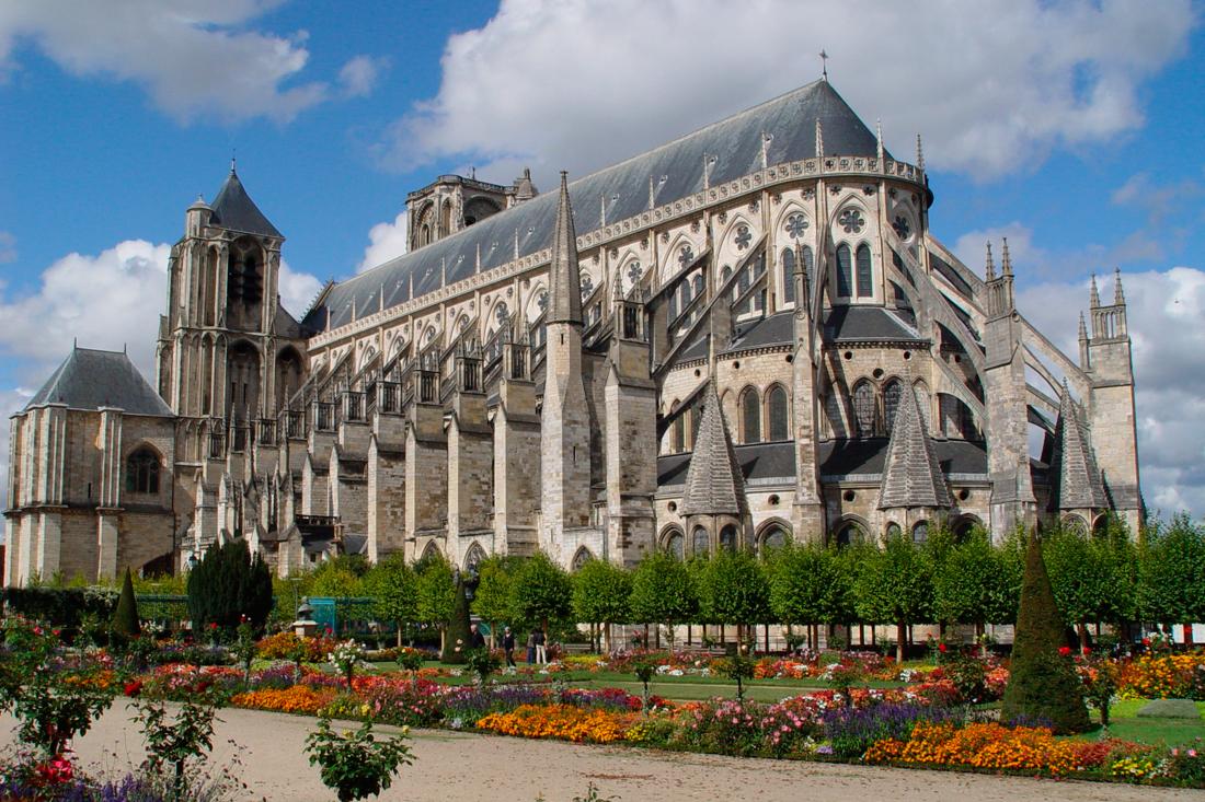 La catedral de Bourges