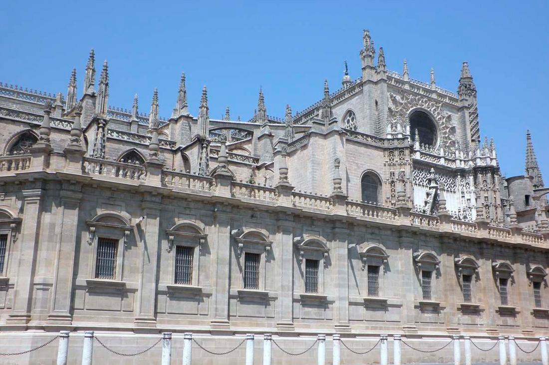 La Catedral de Santa María de la Sede de Sevilla