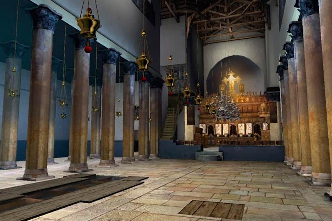 Algunas de las localizaciones más sagradas del Cristianismo I