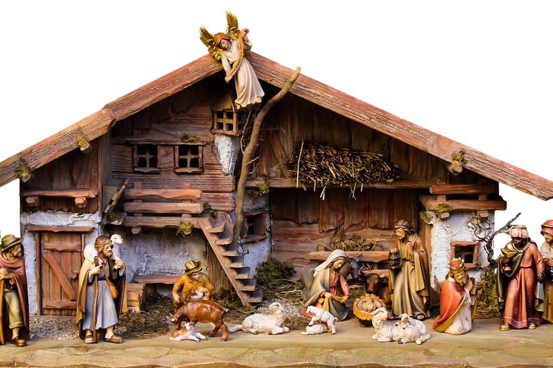Belenes Madrid - Navidad 2017-2018