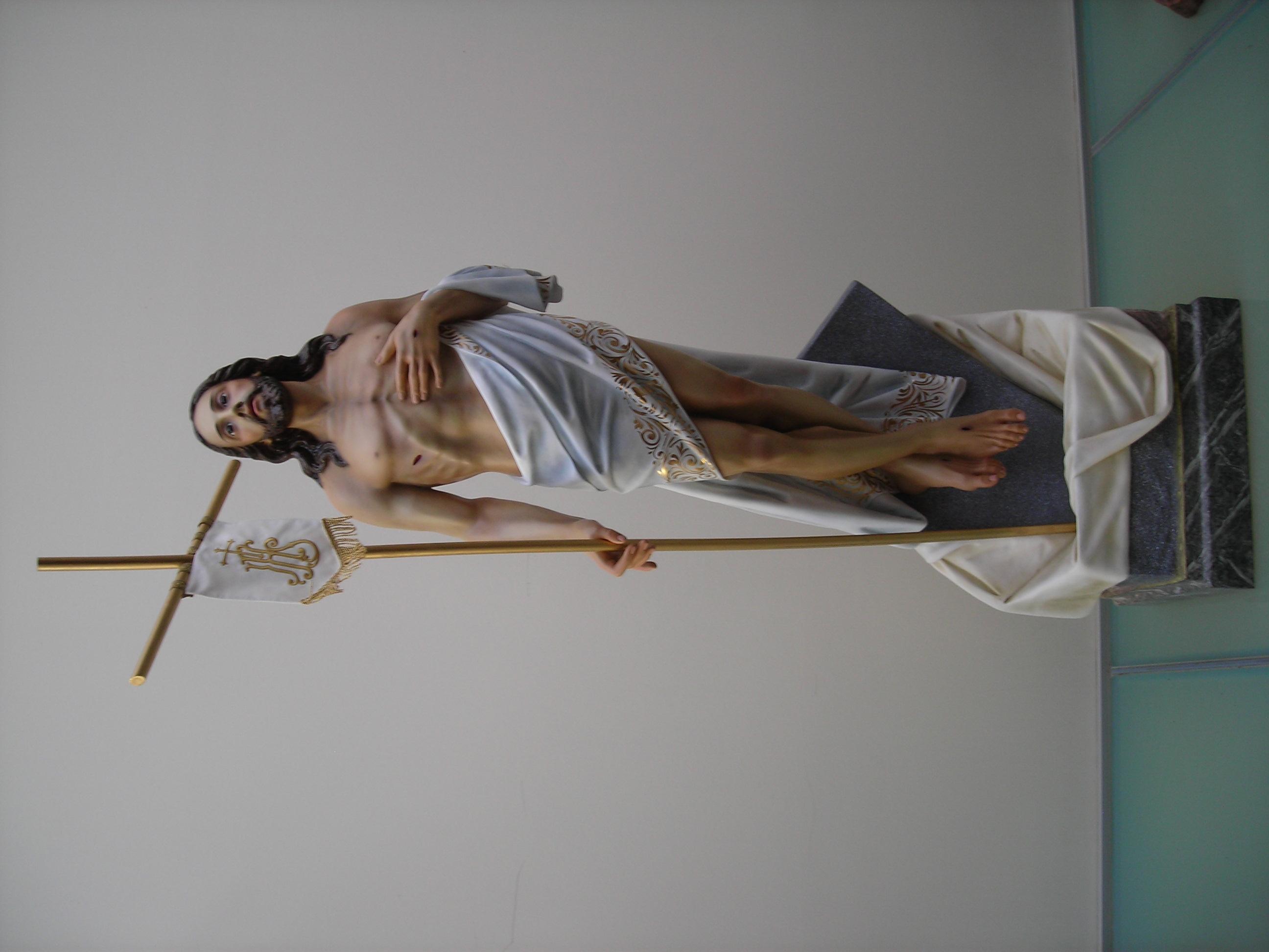 JESÚS RESUCITADO A77 180CMS 2N