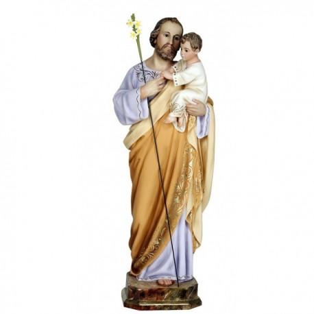JOSE, SAN (con niño en brazos)