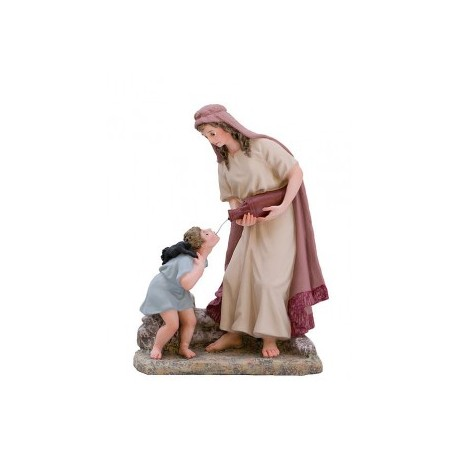 HEBREA con niño