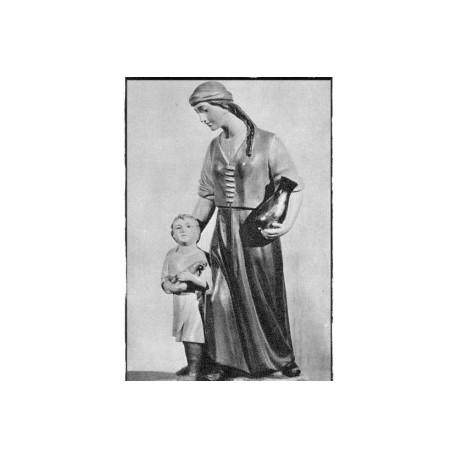 ALDEANA con niño