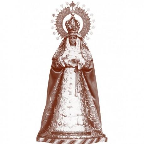 ESPERANZA VIRGEN MACARENA (corona aparte)