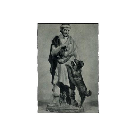 PASTOR con perro
