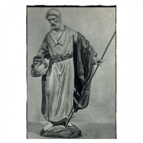 PASTOR con cesta