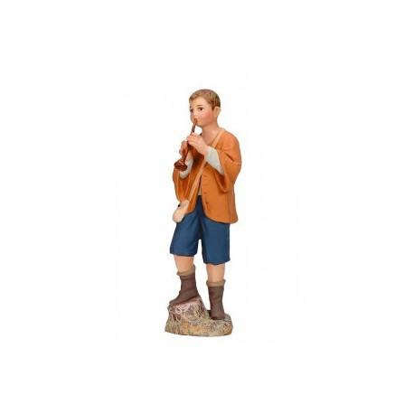 PASTOR tocando la flauta