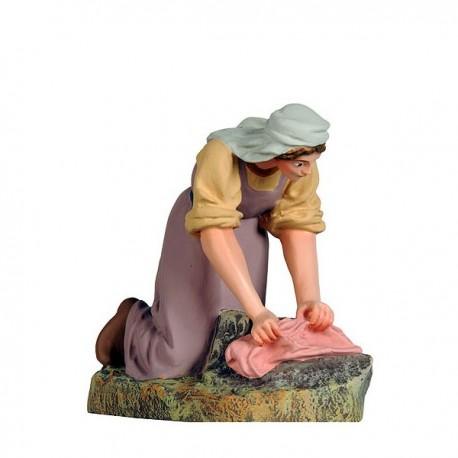 HEBREA lavando la ropa