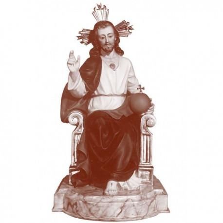 CORAZON DE JESÚS, SAGRADO (Entronizado)
