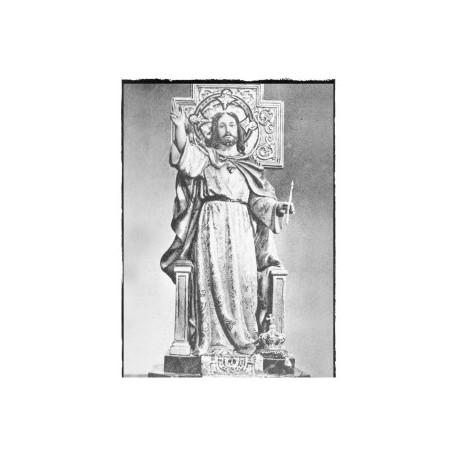 CORAZON DE JESÚS, SAGRADO (Entronizado en pie)