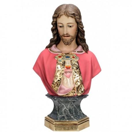CORAZON DE JESÚS, SAGRADO BUSTO