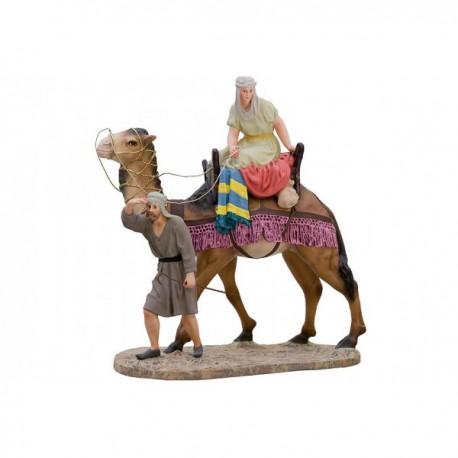 GRUPO camello y dos figuras