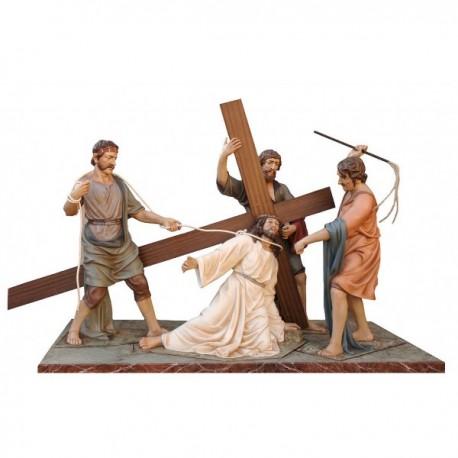 CAIDA DE JESUS